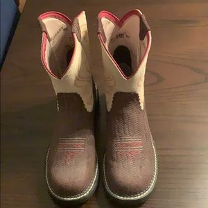 Ariat boots size 7.5